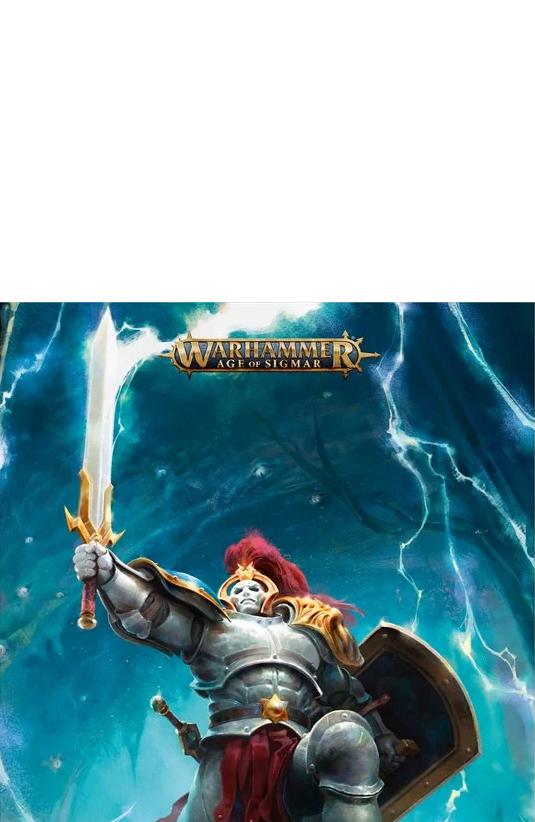 WARHAMMER Age of Sigmar esclaves de ténèbres Chaos Knights 5 modèles